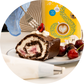Black Forest Roulade